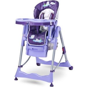 Стульчик для кормления Caretero Magnus Fun Purple (фиолетовый)