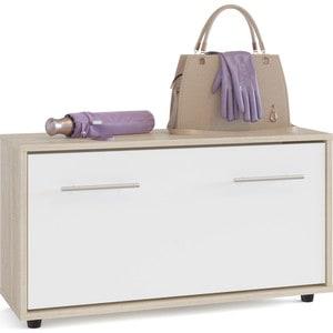 Тумба СОКОЛ ТП-3 дуб сонома/белый комплект офисной мебели сокол сокол р белый