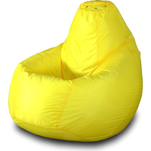 Кресло-мешок Груша Пазитифчик Бмо5 желтый кресло мешок груша пазитифчик желтый 03