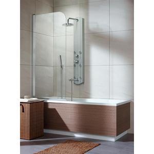 Шторка на ванну Radaway EOS PNJ L, 700x1520 (205101-101L) стекло прозрачное