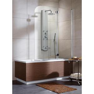 Шторка на ванну Radaway EOS PND 130/R, 1300x1520 (205202-101R) стекло прозрачное