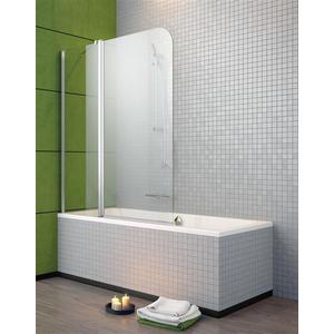 Шторка на ванну Radaway EOS II PND 110/L, 1100x1520 (206211-01L) стекло прозрачное боковая стенка radaway eos ii s2 l 80x195 3799430 01l стекло прозрачное