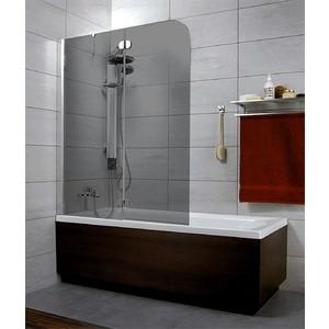 Фотография товара шторка на ванну Radaway Torrenta PND/L, 1210x1500 (201203-105NL) стекло графит (664051)