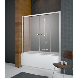 Шторка на ванну Radaway Vesta DWD, 1400x1500 (203140-01) стекло прозрачное