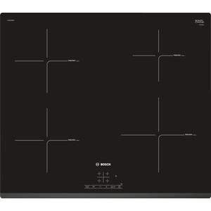 Индукционная варочная панель Bosch PUE631BB1E варочная поверхность bosch pue631bb1e