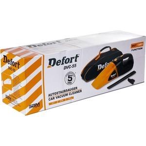 Автомобильный пылесос Defort DVC-55