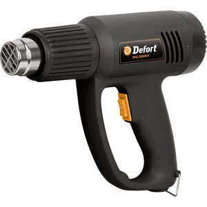 Строительный фен Defort DHG-2000N-K