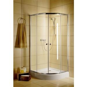 Душевой уголок Radaway Classic A 185, 90x90 (30000-01-01) стекло прозрачное
