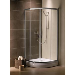 Душевой уголок Radaway Premium Plus A 190, 80x80 (30413-01-01N) стекло прозрачное душевой уголок radaway classic a 170 80x80 30011 01 06 стекло фабрик