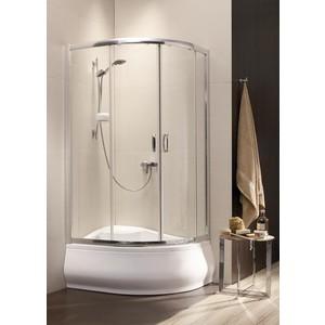 Душевой уголок Radaway Premium Plus E 170, 120x90 (30483-01-06N) стекло фабрик