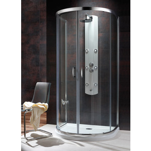 Душевой уголок Radaway Premium Plus P, 100x90 (33300-01-01N) стекло прозрачное душевой уголок radaway premium plus d 80x90 30437 01 01n стекло прозрачное