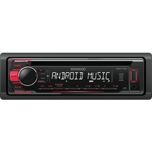 Автомагнитола Kenwood KDC-110UR автомагнитола kenwood kdc bt510u
