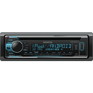Автомагнитола Kenwood KDC-210UI автомагнитола kenwood kdc 300uv usb mp3 cd fm rds 1din 4х50вт черный