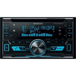 Автомагнитола Kenwood DPX-5000BT автомагнитола kenwood dmx 110bt