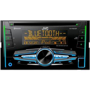 Автомагнитола JVC KW-R920BT vengeance is mine