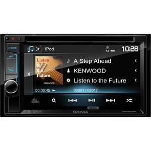 Автомагнитола Kenwood DDX4017BTR автомагнитола kenwood dmx 100