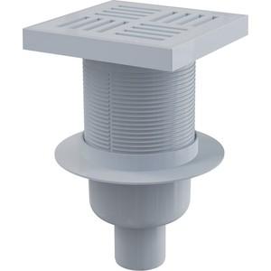 Душевой трап AlcaPlast 150х150/50, подводка - прямая, гидрозатвор - мокрый (APV6211) cdj2b16 x 50 150 200mm single rod double acting mini pneumatic air cylinder