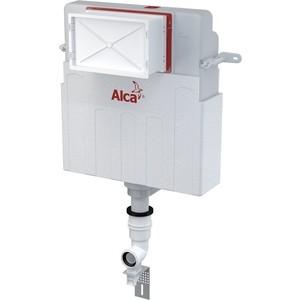 Бачок для унитаза AlcaPlast Basicmodul для замуровывания в стену (AM112) керамин сити alcaplast белый