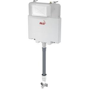 Бачок для унитаза AlcaPlast Basicmodul Slim для замуровывания в стену (AM1112B) aresa ar 1607