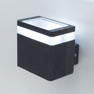 уличный настенный светодиодный светильник clu0001 citilux 1189567 Уличный настенный светодиодный светильник Citilux CLU0005