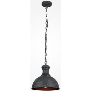 Подвесной светильник Eurosvet 50041/1 чёрный набор плетение из фольги диадема 50041 05041