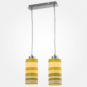 Подвесной светильник Eurosvet 50044/2 хром бра 2275 2 хром 2275 eurosvet 1045413