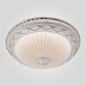 Фотография товара потолочный светодиодный светильник Eurosvet 90025/1 белый (665555)