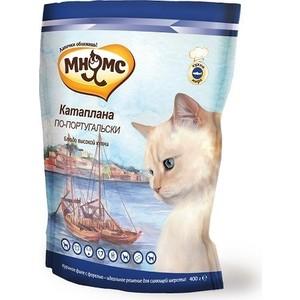 Сухой корм Мнямс Катаплана по-португальски куриное филе с форелью для взрослых кошек 20кг