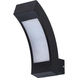 Уличный настенный светодиодный светильник MW-LIGHT 803021001 mw light уличный светодиодный светильник mw light уран 803041101