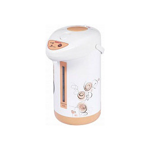 Термопот Saturn ST-EK8030 белый/бежевый