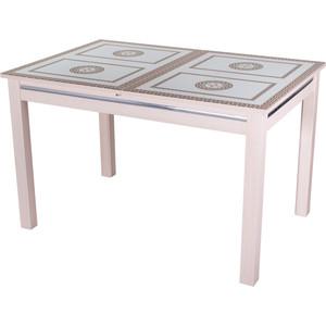 Стол Домотека Дельта-1 (МД ст-71 08 МД) стол с ящиками витра 19 71