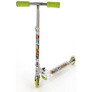 цена на Скутер X-Match Be Cool, 100 мм PVC, Зеленый (64656)