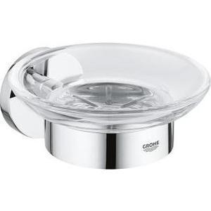 Мыльница стеклянная с держаетлем Grohe Essentials (40444001) suunto d6i elastomer