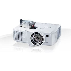 Проектор Canon LV-WX310ST developing schools in a conflict free environment