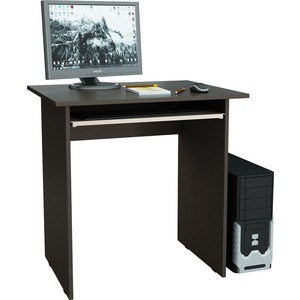 Стол письменный Мастер Милан-2П (венге-дуб молочный) МСТ-СДМ-2П-ВД-16 стол письменный мастер милан 2п дуб молочный мст сдм 2п дм 16