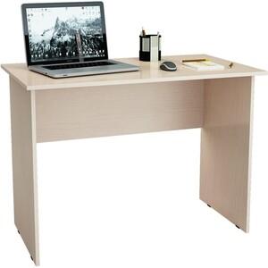 Стол письменный Мастер Милан-5 (дуб молочный) МСТ-СДМ-05-ДМ-16 стол письменный мастер милан 5 дуб молочный мст сдм 05 дм 16