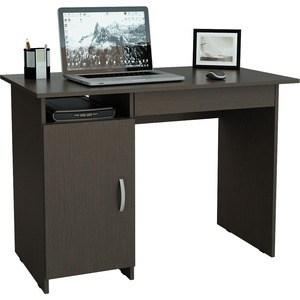 Стол письменный Мастер Милан-8Я левый (венге) МСТ-СДМ-8Я-ВМ-16 стол мастер триан 41 венге мст уст 41 вм 16
