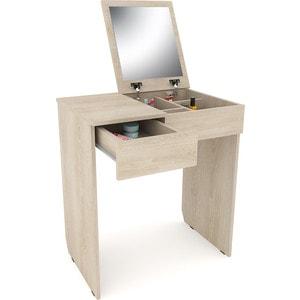 Стол Мастер Риано-1 (дуб молочный) МСТ-ТСР-01-ДМ-16 стол мастер триан 41 венге дуб молочный мст уст 41 вм дм 16