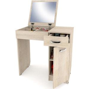 Стол Мастер Риано-4 (дуб молочный) МСТ-ТСР-04-ДМ-16 стол мастер триан 41 венге дуб молочный мст уст 41 вм дм 16