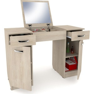 Стол Мастер Риано-5 (дуб молочный) МСТ-ТСР-05-ДМ-16 стол мастер триан 41 дуб молочный венге мст уст 41 дм вм 16