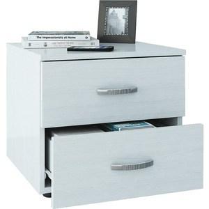Тумба Мастер Альба-1 (белый) МСТ-ТДА-01-БТ-16 стол мастер триан 41 белый мст уст 41 бт 16