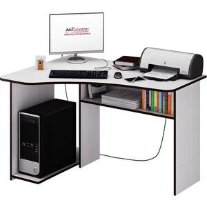 Стол Мастер Триан-1 (белый) МСТ-УСТ-01-БТ-16 стол мастер триан 1 правый белый мст уст 01 бт 16 пр