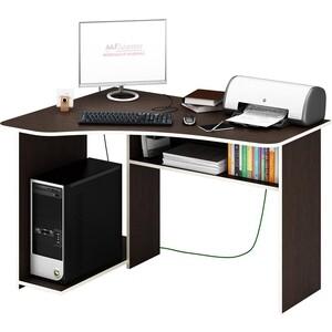 Стол Мастер Триан-1 (венге) МСТ-УСТ-01-ВМ-16 стол мастер триан 5 венге мст уст 05 вм 16