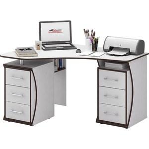 Стол Мастер Триан-41 (белый) МСТ-УСТ-41-БТ-16 стол мастер триан 1 правый белый мст уст 01 бт 16 пр