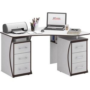 Стол Мастер Триан-41 правый (белый) МСТ-УСТ-41-БТ-16-ПР стол мастер триан 1 правый белый мст уст 01 бт 16 пр