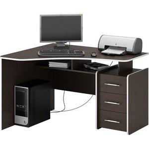 Стол Мастер Триан-5 (венге) МСТ-УСТ-05-ВМ-16 стол мастер триан 5 венге мст уст 05 вм 16