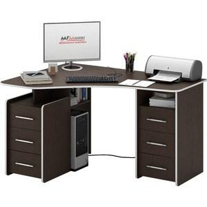 Стол Мастер Триан-6 (венге) МСТ-УСТ-06-ВМ-16 стол мастер триан 5 венге мст уст 05 вм 16