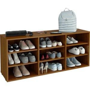 Полка для обуви Мастер Лана-3 (ПОЛ-3П) (орех) МСТ-ПОЛ-3П-ОР-16 диск пильный makita 260х30 16мм 100зубьев b 29321