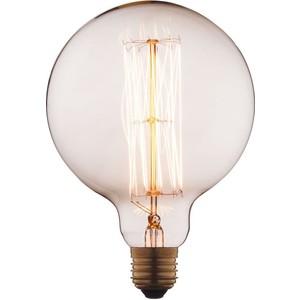 Декоративная лампа накаливания Loft IT G12560 loft it ретро лампа накаливания 60w e27 g12560