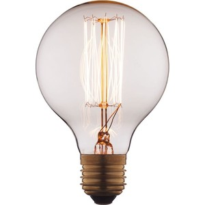Декоративная лампа накаливания Loft IT G8040 декоративная лампа накаливания loft it g8040